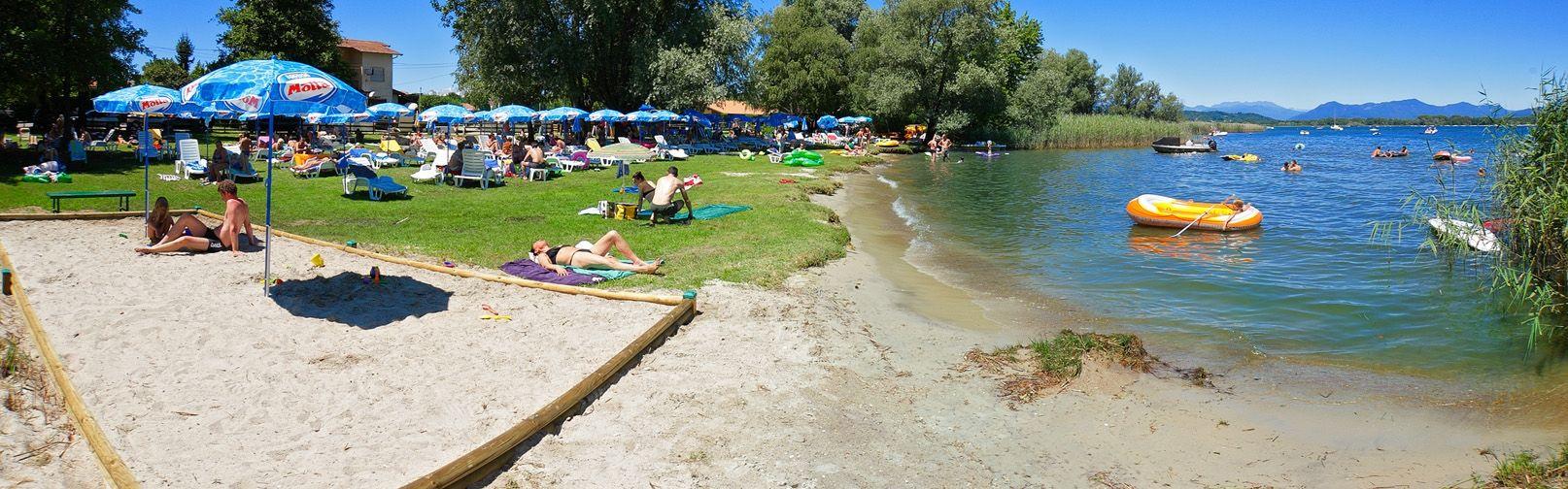 Karte Lago Maggiore Und Umgebung.Camping Village Lago Maggiore Campingplatz Lago Maggiore