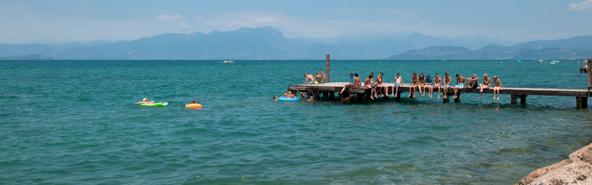 Beste Campings am Gardasee